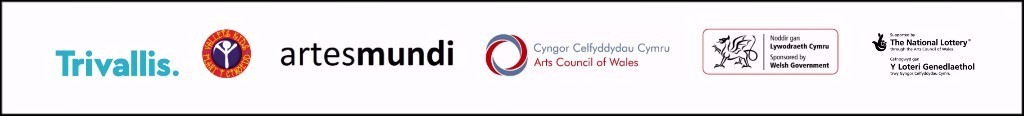 Trivallis Artes Mundi Arts Council of Wales Welsh Government National Lottery