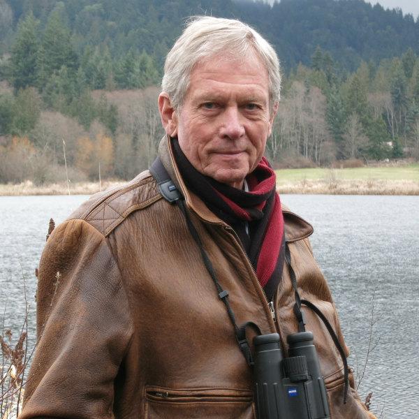 Robert Bateman, PIC Patron, naturalist, artist, painter