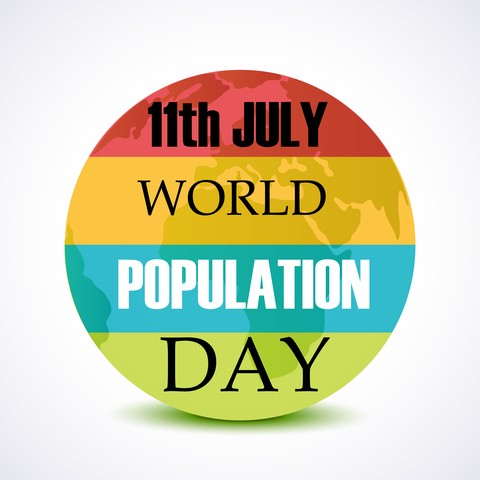 July 11th, World Population Day