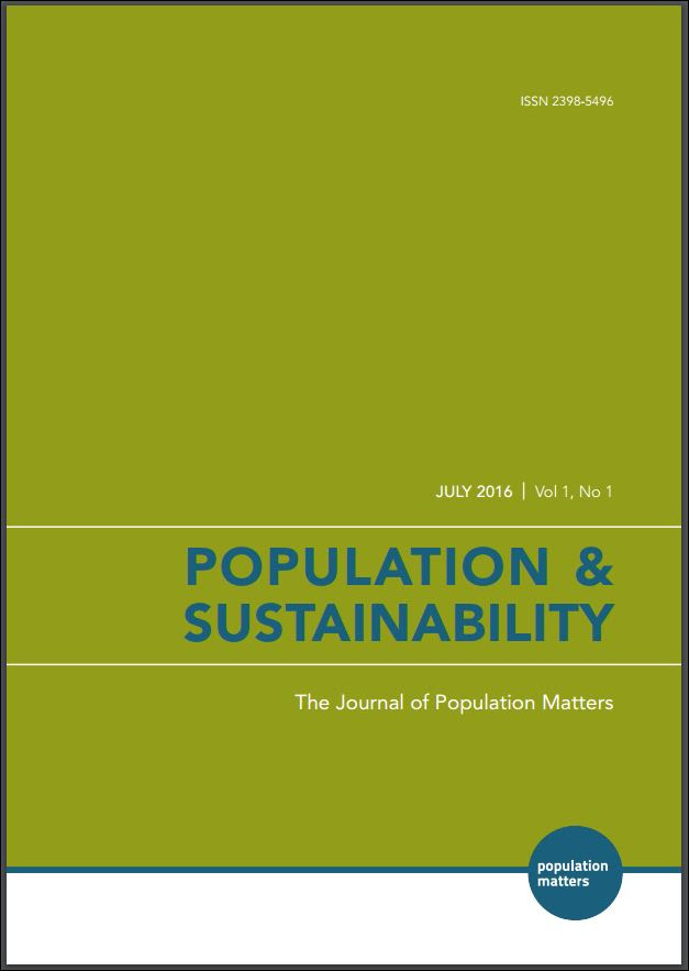 Population and Sustainability Journal
