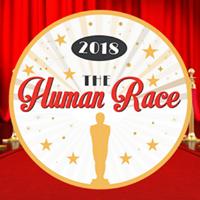 The Human Race 2018 logo.