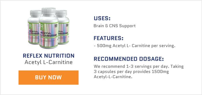 Reflex Nutrition Acetyl L-Carnitine