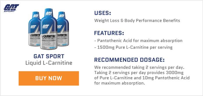 GAT Sport Liquid L-Carnitine