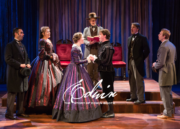 Great Circle Productions, Inc. Presents Edwin. The Story of Edwin Booth 2015