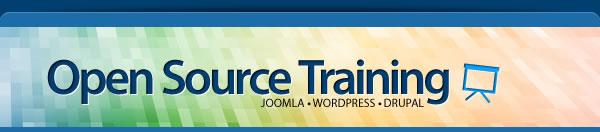 Open Source Training