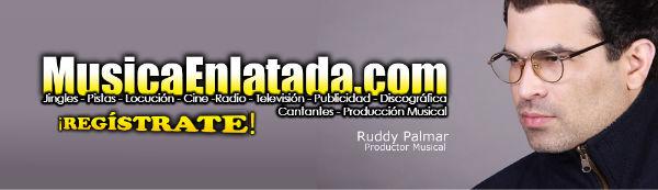 Registrate a MusicaEnlatada.com