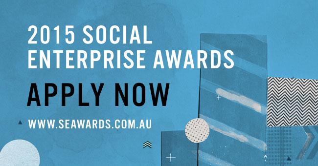 2015 Social Enterprise Awards banner