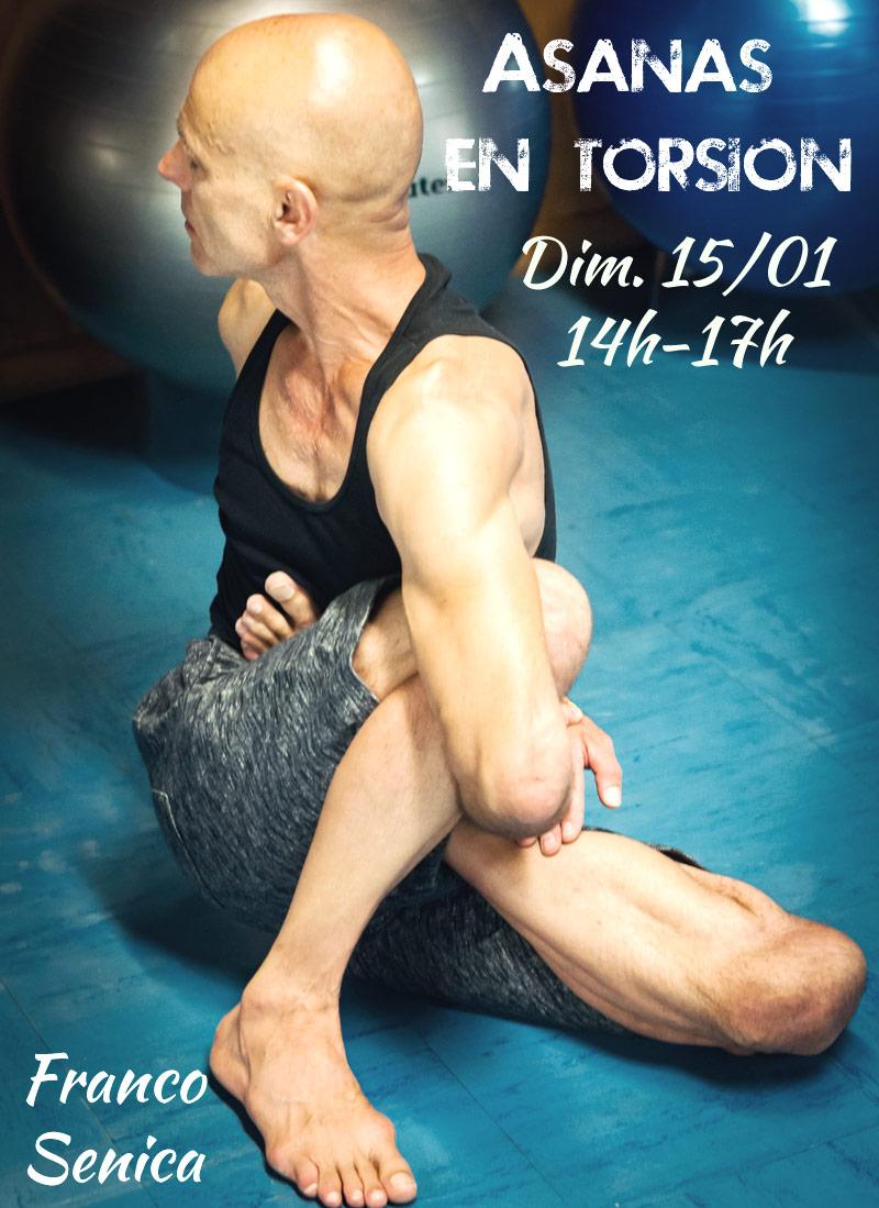 Atelier Franco Senica - Yoga asanas en torsion - janvier 2017 - photos par Gilles Moutot