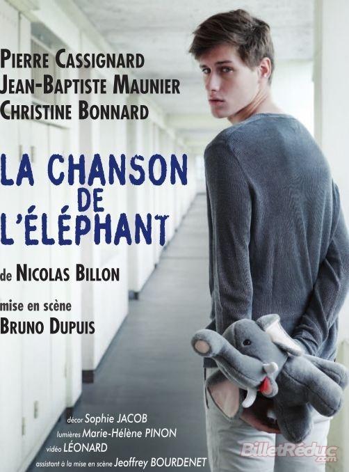 La chanson de l'éléphant avec Jean-Baptiste Maunier