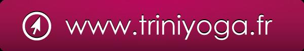 site web du Trini Yoga Paris