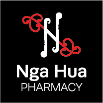 Nga Hua pharmacy logo