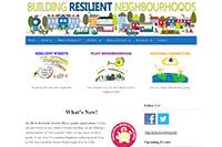 Building Resilient Neighbourhoods
