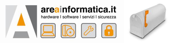 Benvenuto nella mailing list di Area Informatica!