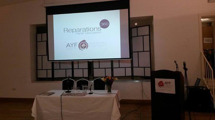 reparations 360