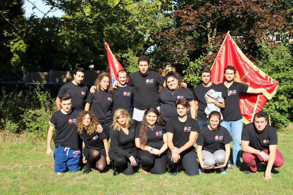 AYF Members Attend Third Annual Camp