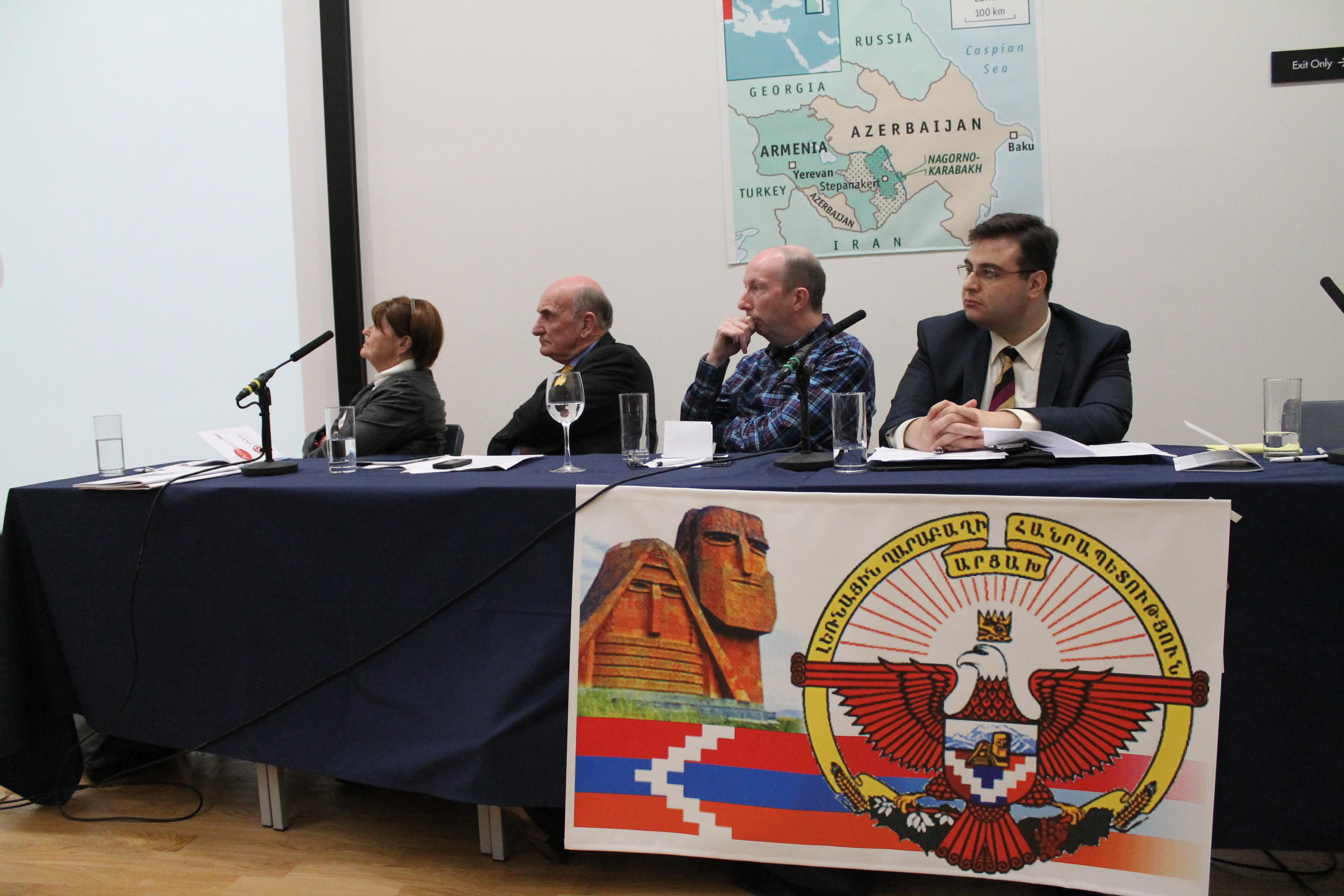 EDITORIAL: AYF London Hosts Artsakh 360