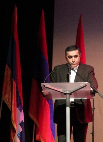 Mr Armen Rustamyan