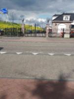Straatnaambord Hilvenbeekseweg