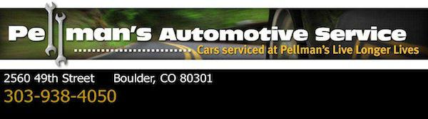 Pellmans Automotive Repair