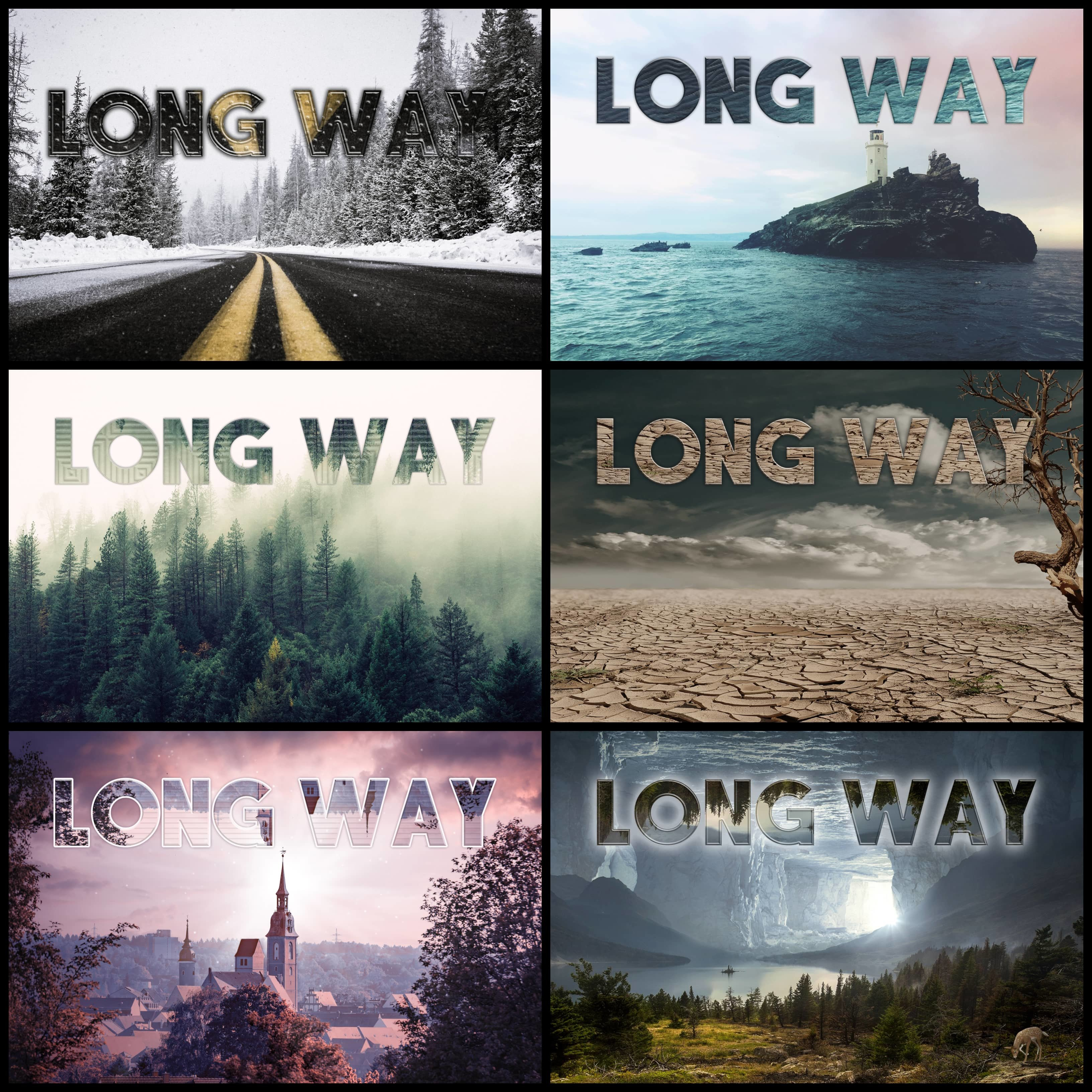 105 Text Effects Bundle Preview 3