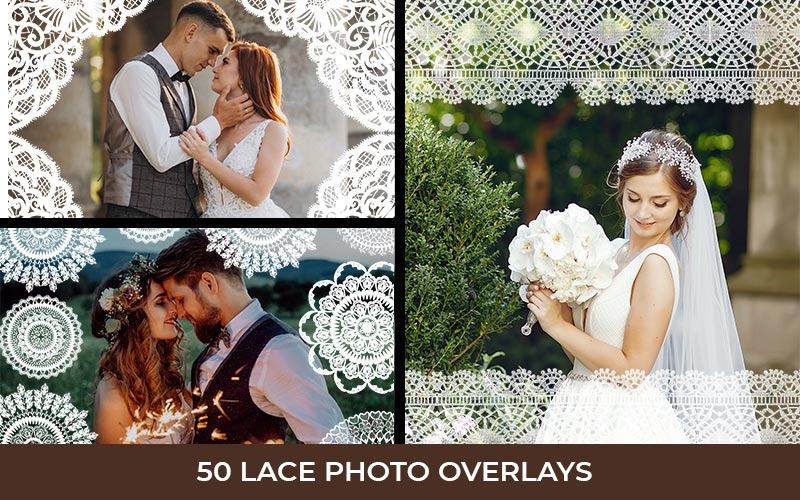 Wedding Overlays Preview 4