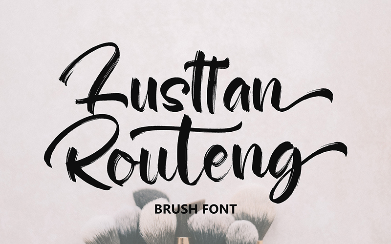 205 Handwritten Fonts Preview 7