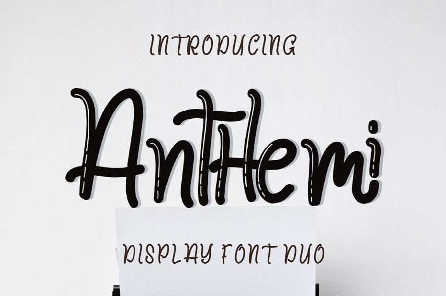 Handwritten fonts Preview 7