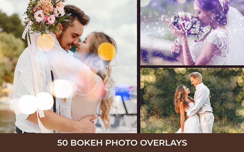 Wedding Overlays Preview 1