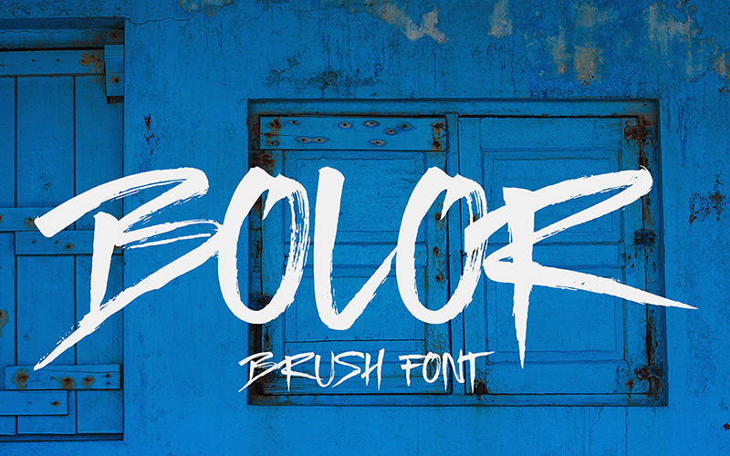 205 Handwritten Fonts Preview 10