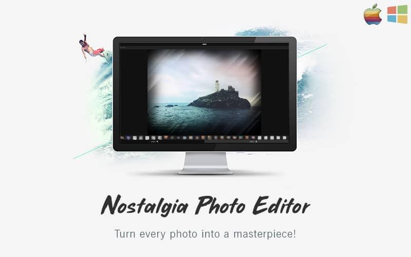 Nostalgia Photo Editor