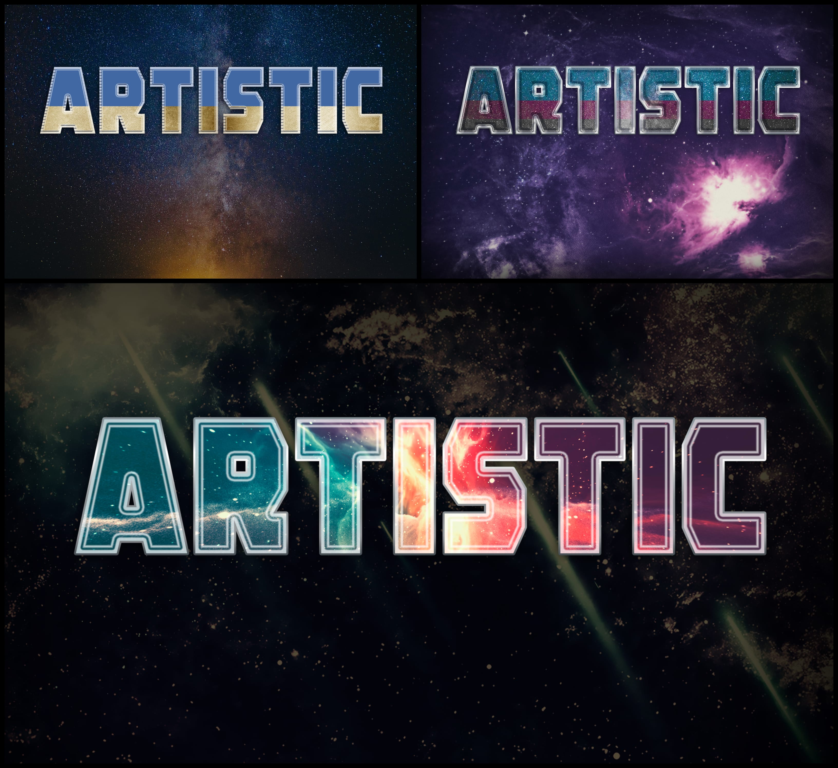 105 Text Effects Bundle Preview 8