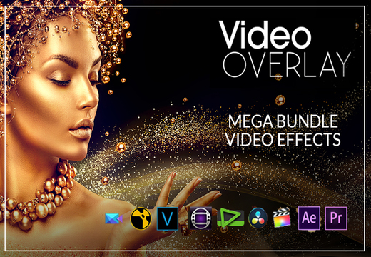 Video Overlay Mega Bundle