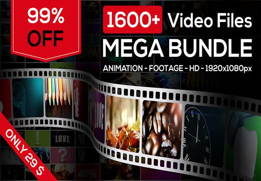 1600+ Stock Videos