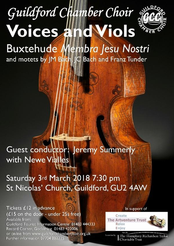 Guildford Chamber Choir Newsletter