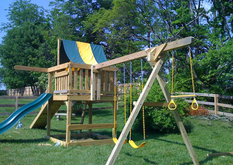 Protect Your Swingset