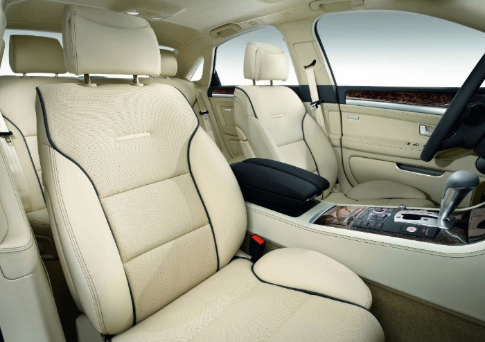 Leather Saver Car Interior