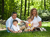 Egg donation is an option for starting your family that has high likelihood of a live birth.