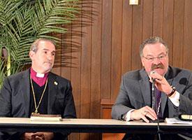 Leaders discuss religious freedom