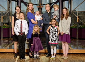 New missionaries 'sent' for service worldwide