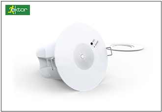 Ektor Recessed LED Emergency Light