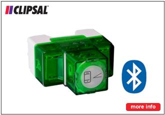 Clipsal Wiser Bluetooth Push Button Dimmer
