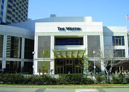 Westin Hotel Newport Jersey City NJ