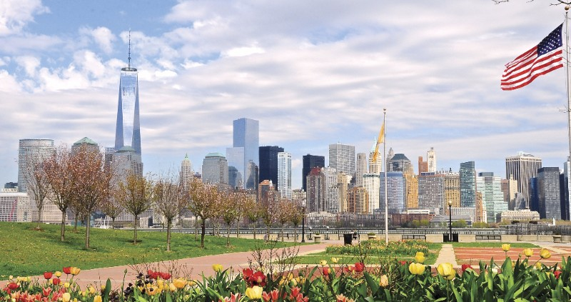 Hudson County Liberty State Park