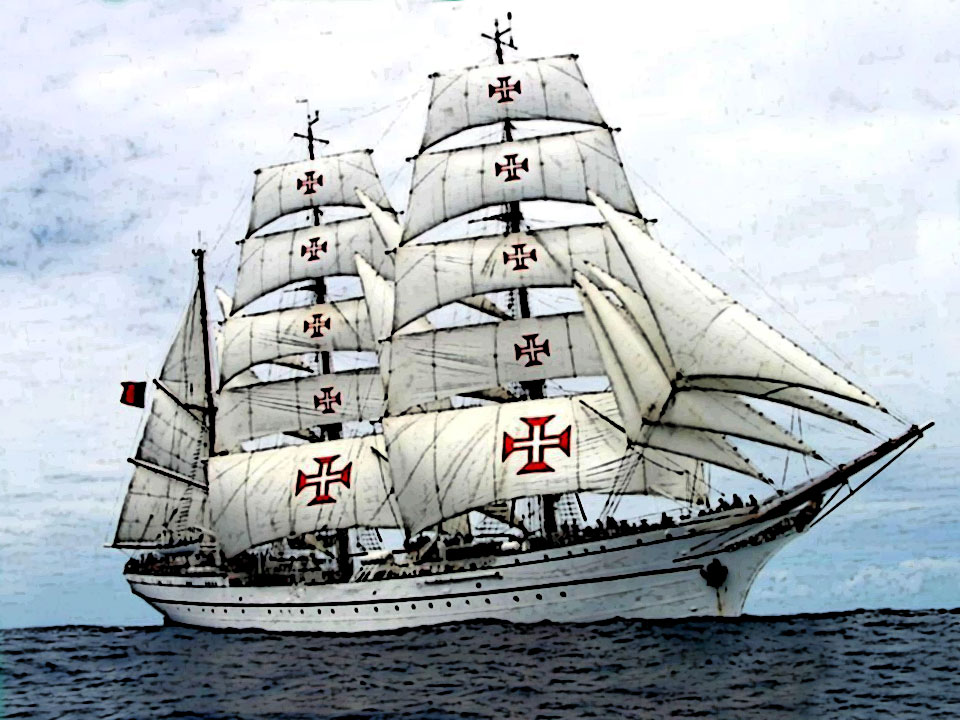 The Sagres | Portuguese Tall Ship