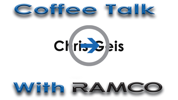 Coffee Talk with Ramco: Chris Geis
