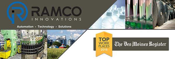 Ramco Newsletter Header Image