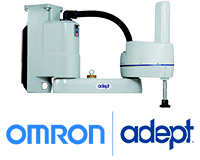 Omron Adept Cobra 800 Inverted