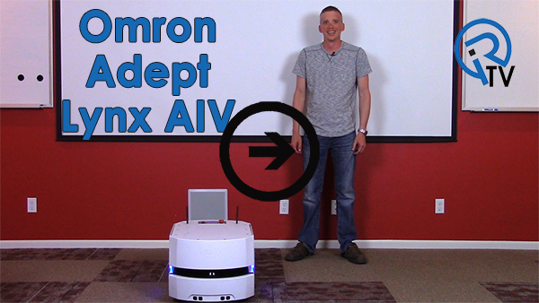 Omron Adept Lynx AIV Video