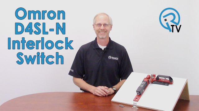 Click here to watch Omron D4SL-N video!