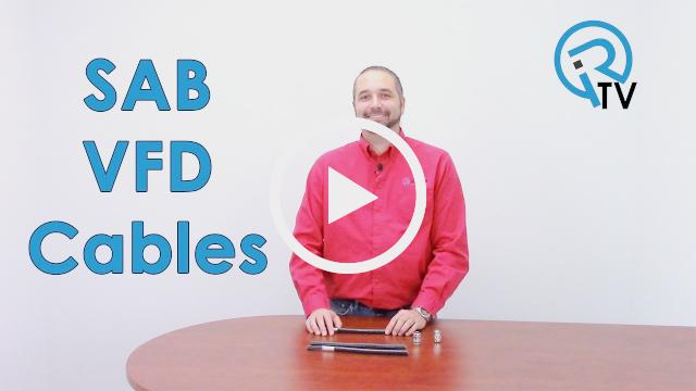 SAB VFD Cables Video